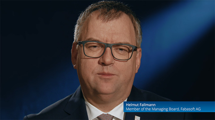 Helmut Fallmann, Member of the Managing Board, Fabasoft AG
