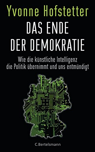 "Book cover ""The end of democracy"""