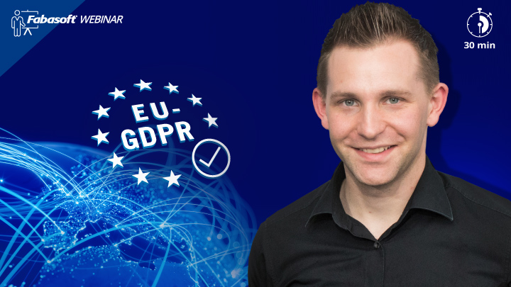 "Webinar on ""GDPR and the transfer of personal data to third countries"" with Max Schrems"