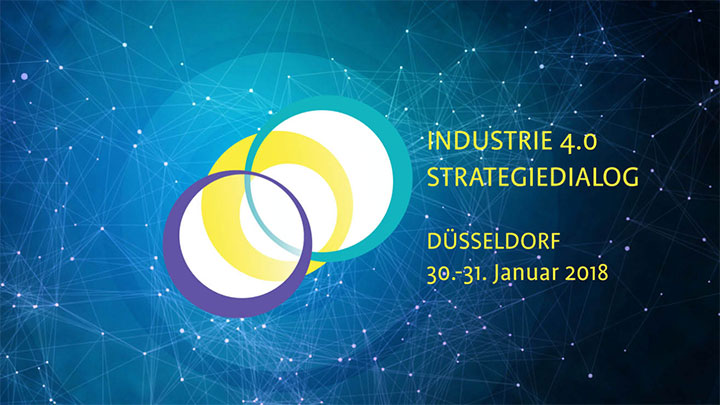 Fabasoft at the Industry 4.0 Strategy Dialogue in Düsseldorf