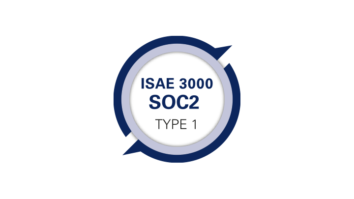 ISAE 3000 SOC2 Type 1