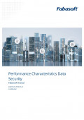 Performance Characteristics Data Security