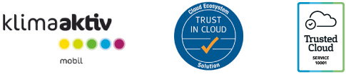 Zertifikate klimaaktiv, Trust in Cloud, Trusted Cloud