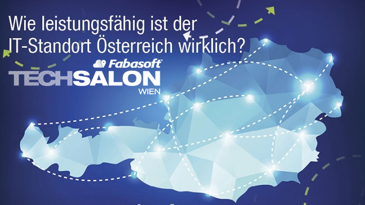 """How efficient is Austria really as an IT location?"" – Review of the Fabasoft TechSalon on June 18, 2015"